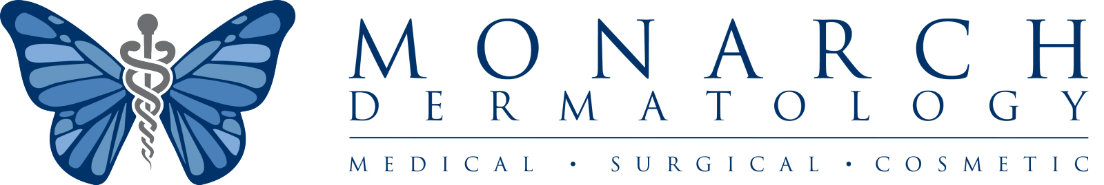 Monarch Dermatology Logo
